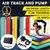 0.7x1M Air Track Inflatable Mat Airtrack Tumbling Electric Air Pump