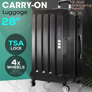 "28"" Check In Luggage Hard side Lightweig"