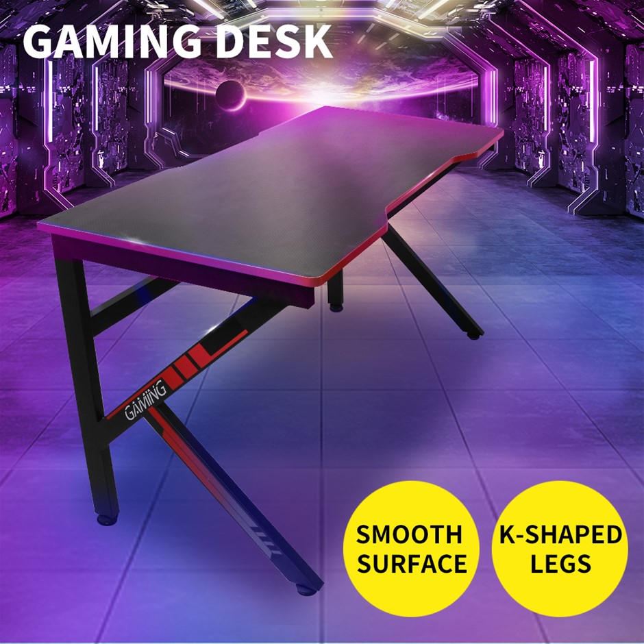 Gaming Desk Desktop PC Computer Desks Desktops Racing Table Office Laptop