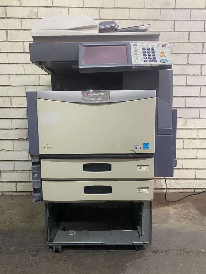 Toshiba e-Studio 4520C - (SN-CAB018821)