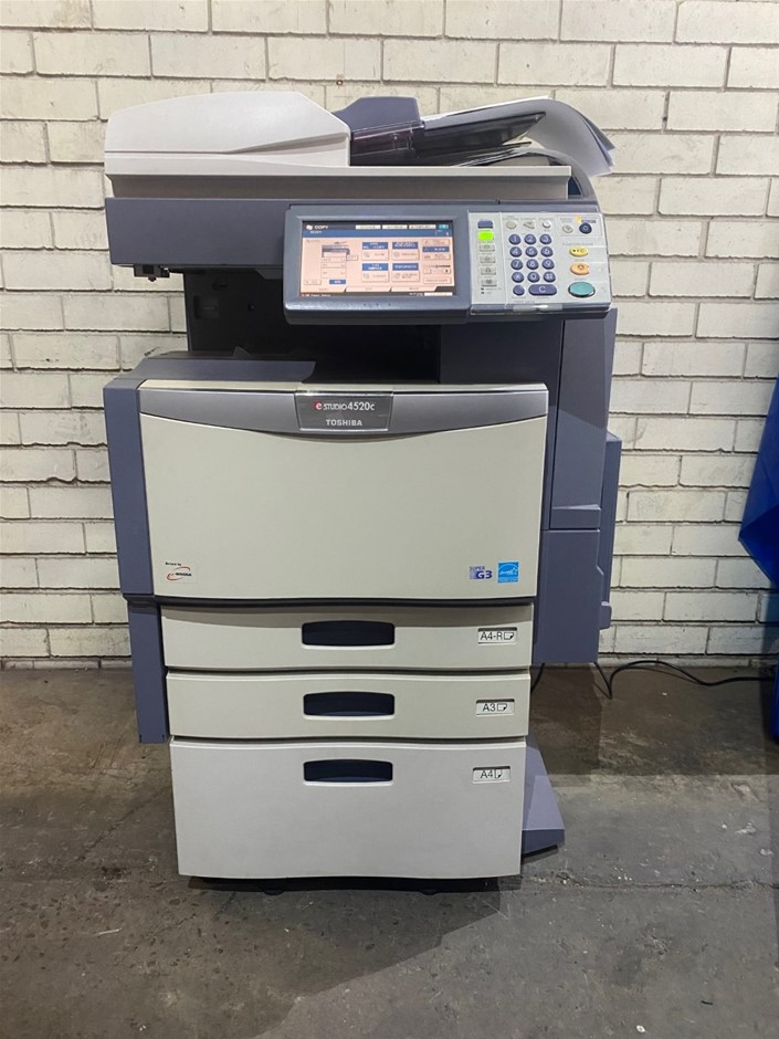 Toshiba 4520C Multi-Function Printer