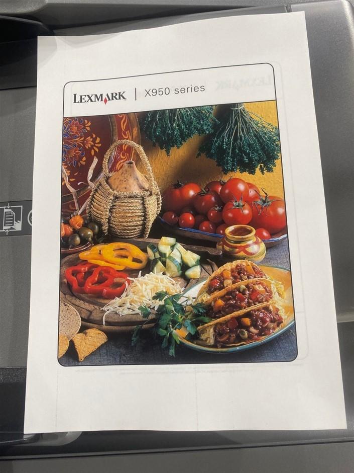 Lexmark X954de (SN:7558100463427)