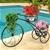 2x Plant Stand Outdoor Indoor Pot Garden Decor Flower Rack Wrought