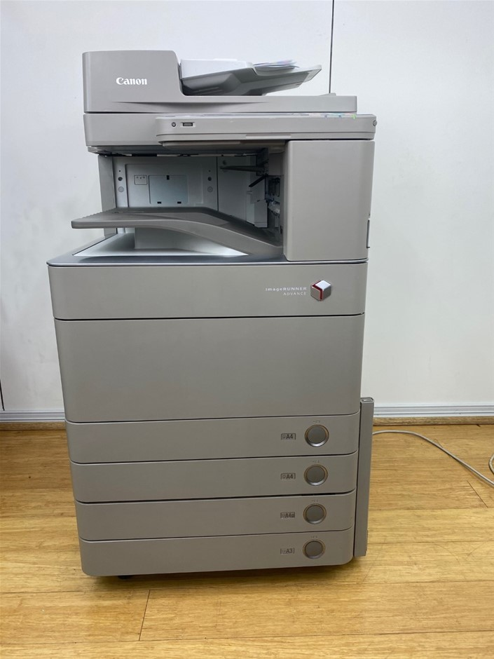 Canon imageRUNNER C5250 Photocopier (SN: JMK00697) stock 522