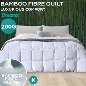 DreamZ 200GSM All Season Bamboo Winter S