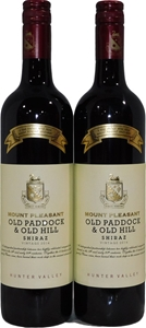 Mt Pleasant Old Paddock Shiraz 2014 (2x