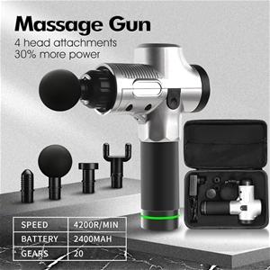Massage Gun Electric Massager Vibration