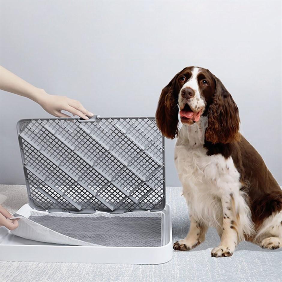 PaWz 400 Pcs 60x60cm Charcoal Pet Dog Toilet Training Pads Ultra Absorbent