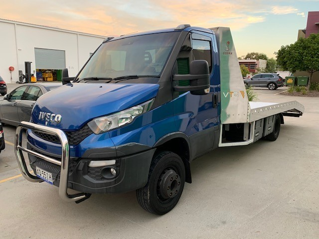2016 Iveco Daily 70-170 Manual Cab Chassis