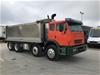 <p>2013 Iveco Acco 8 x 4 Tipper Truck</p>