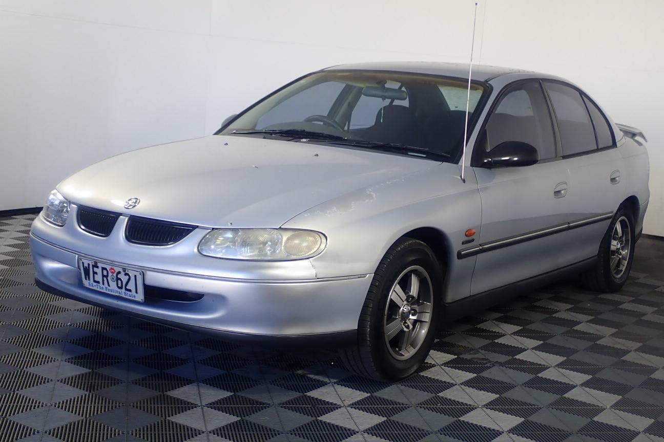 1998 Holden Commodore Executive VT Auto Sedan (WOVR-REPAIRABLE)