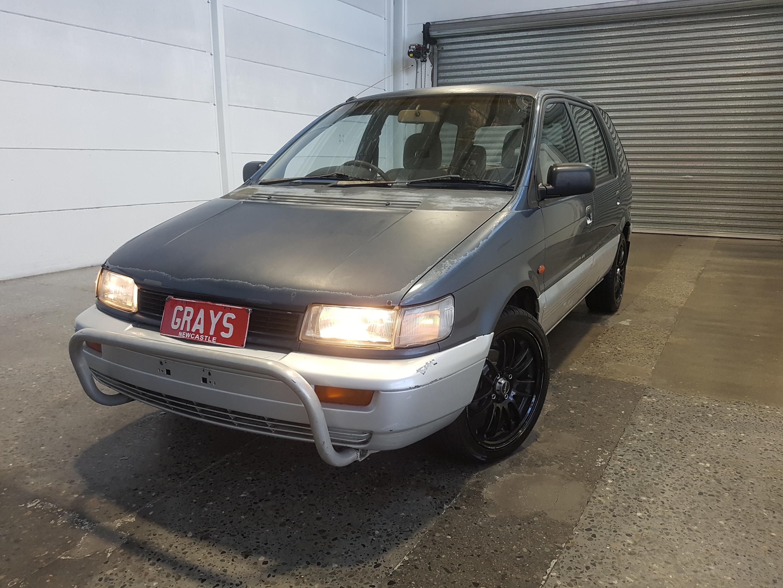 1993 Mitsubishi Nimbus UF Automatic 7 Seats Wagon