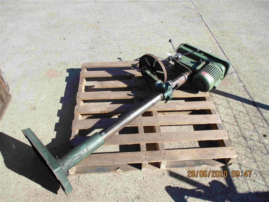 HAFCO Drill Press