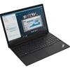 Lenovo ThinkPad E595 15.6-inch Notebook, Black
