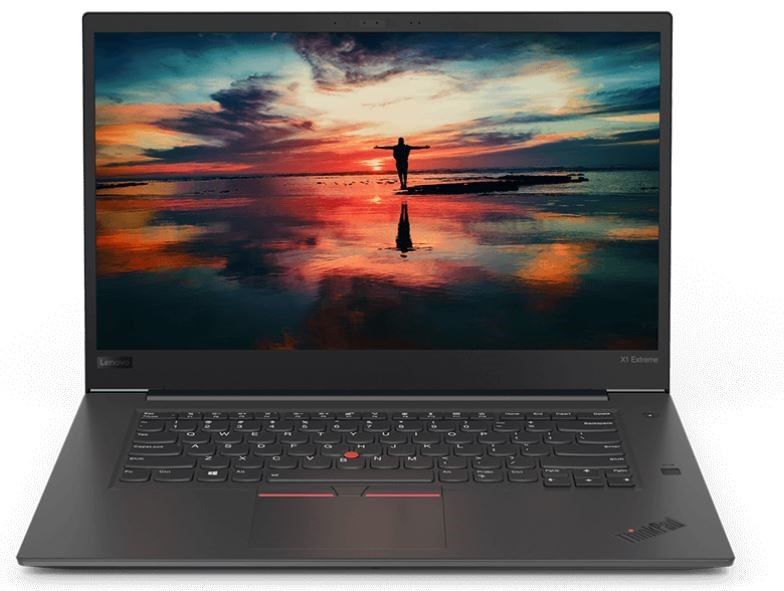 Lenovo ThinkPad X1 Extreme 1st Gen 15-inch Notebook, Black