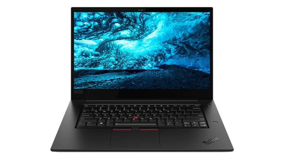 Lenovo ThinkPad X1 Extreme 2nd Gen 15.6-inch Notebook, Black