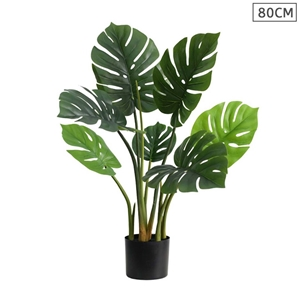 SOGA 80cm Artificial Indoor Potted Turtl