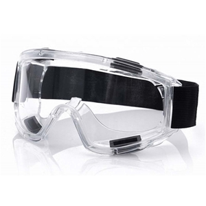 Clear Protective Eye Glasses Safety Wind