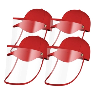 4X Outdoor Protection Hat Anti-Fog Pollu