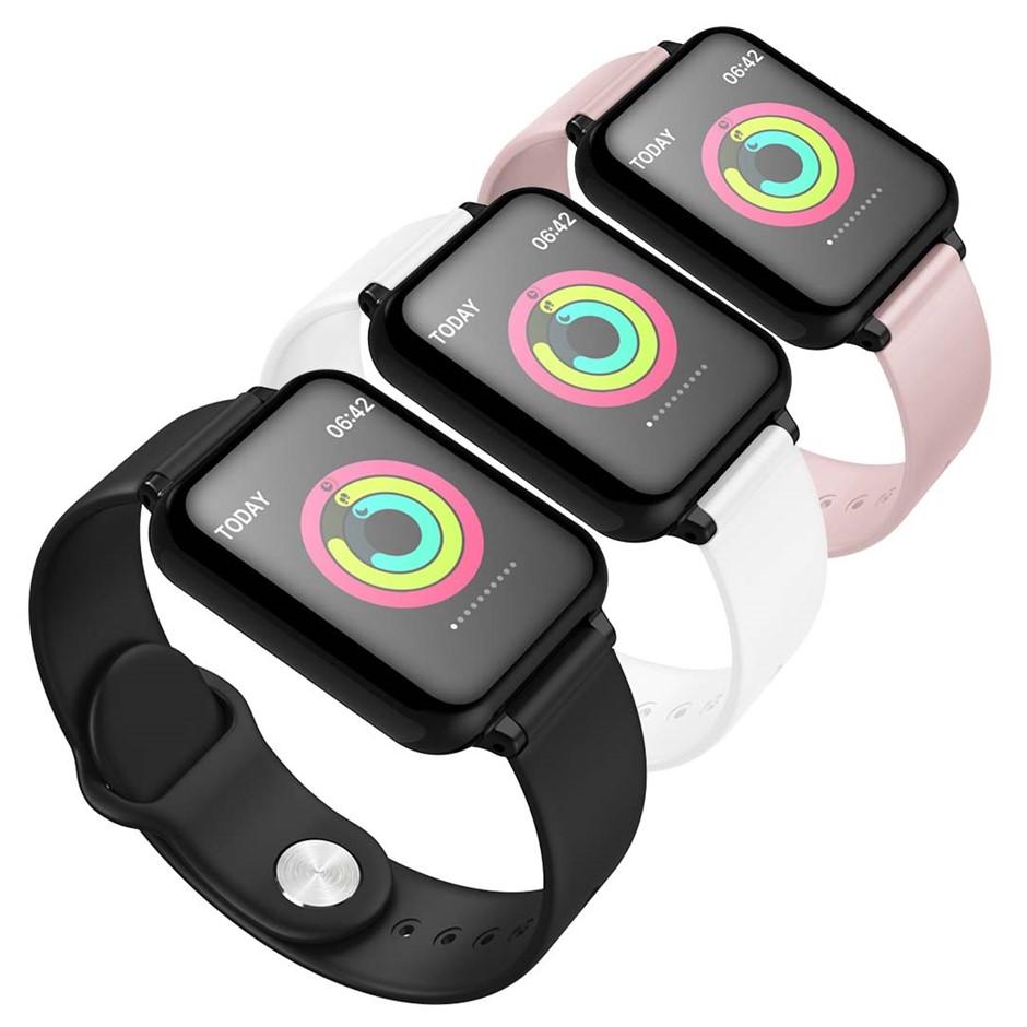 SOGA 3X Waterproof Fitness Smart Wrist Watch Heart Rate Monitor Tracker