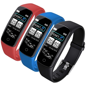 SOGA 3X Sport Monitor Wrist Touch Fitnes