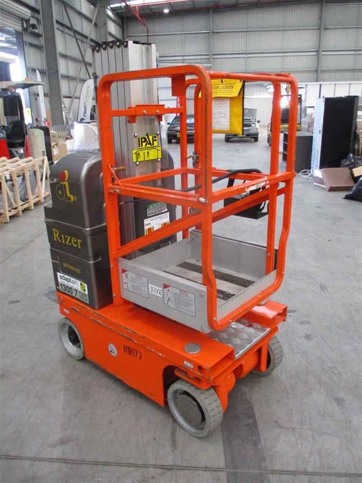 2013 Dingli MV060-RS 150kg Mobile Work Platform