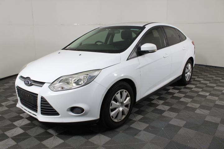 2012 Ford Focus Ambiente Automatic Sedan, 150,970km