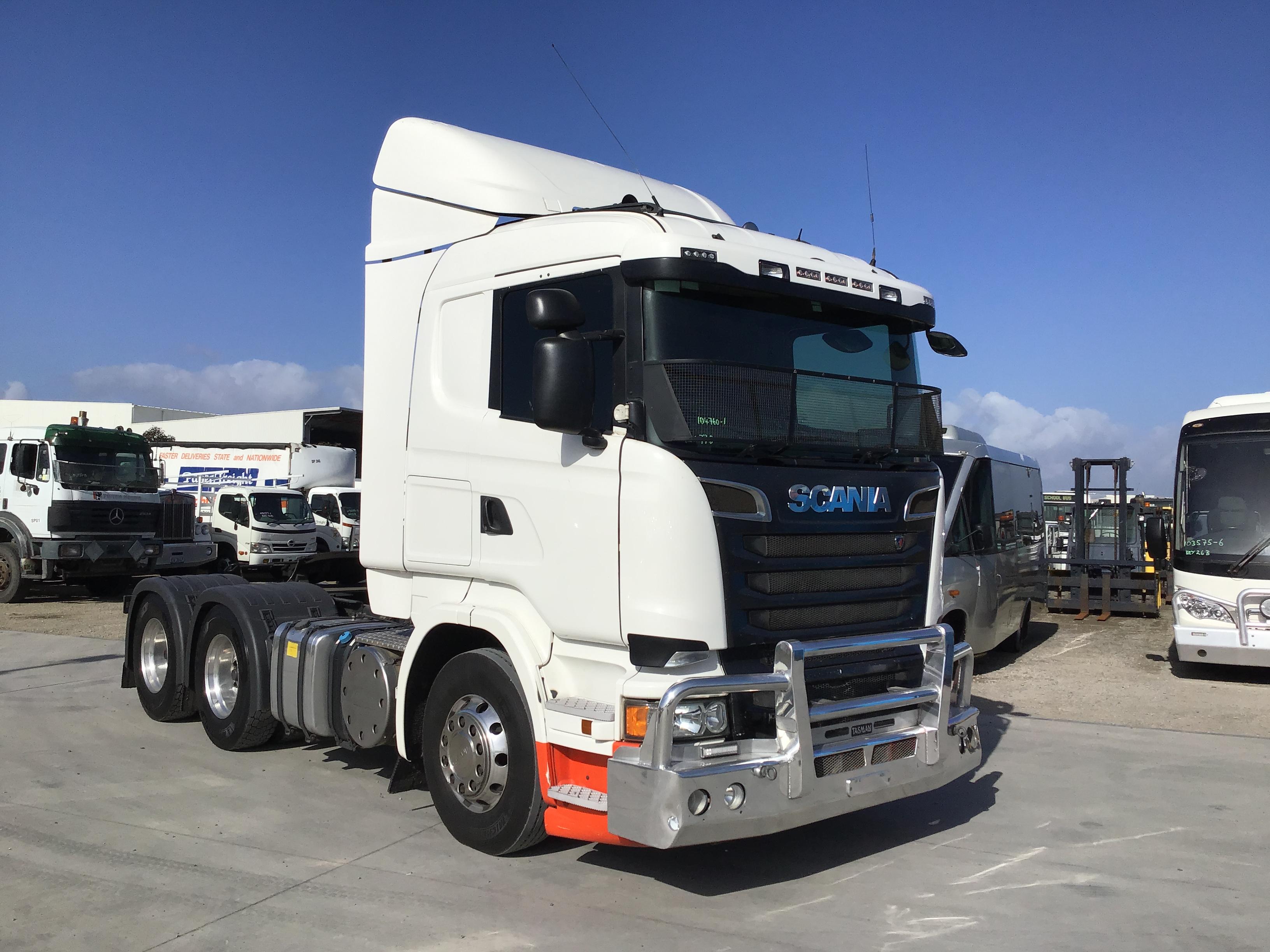 2014 Scania R560 6 x 4 Prime Mover Truck