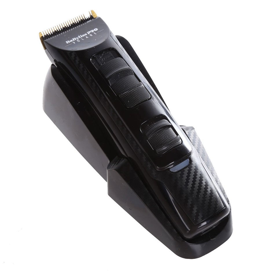 BABYLISS PRO 2 VOLARE Finest Professional Clipper Made, Black. N.B. Missing