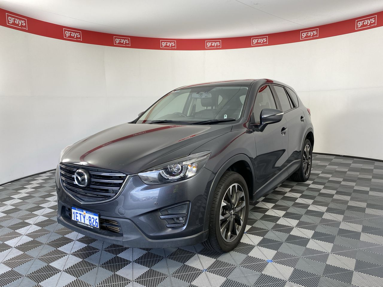 2015 Mazda CX-5 Grand Touring Turbo Diesel Automatic Wagon 130328 Kms