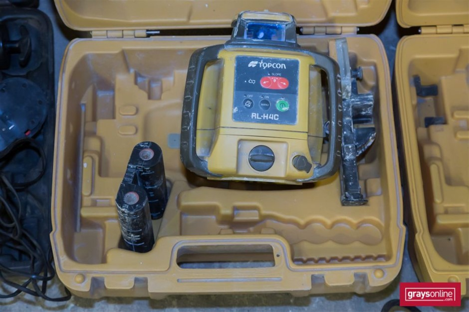 Topcon Positioning Systems (Made USA) RL-H4C Laser Level