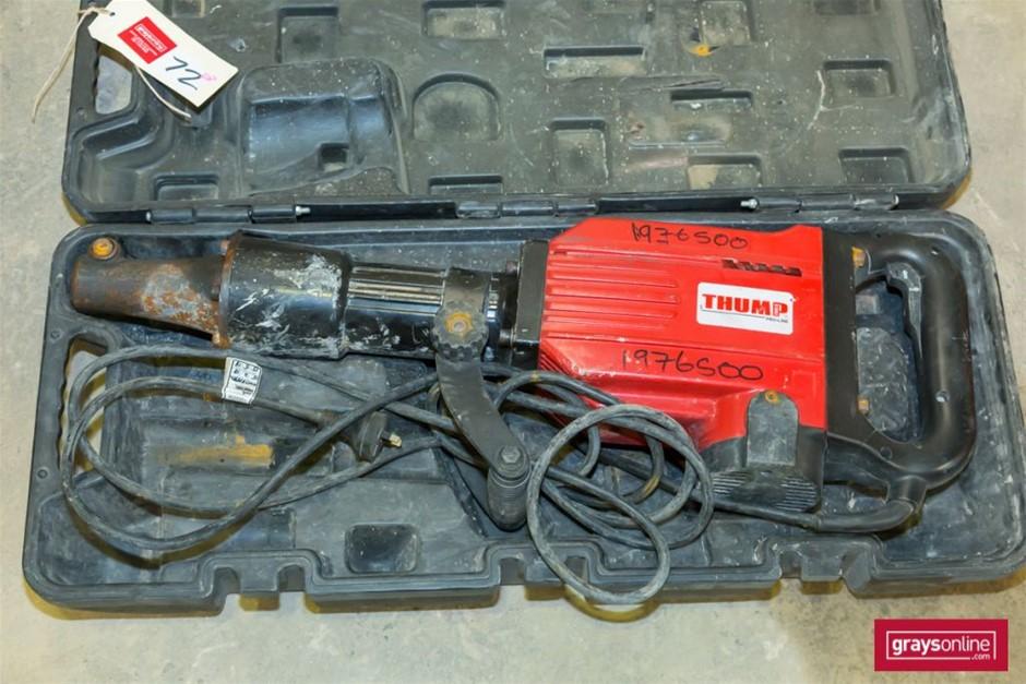 Thump Tools Pro Line THU6KGP Hammer Drill