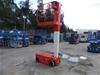 Snorkel TM12 Telescopic Mast Lift