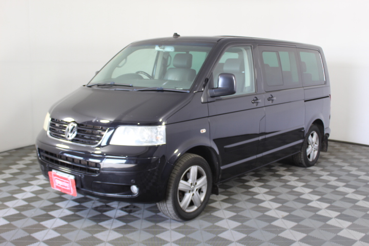 2008 Volkswagen Multivan Highline T5 T/D Automatic 7 Seats People Mover