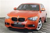 2014 BMW 1 Series 125i M Sports pack F20 Auto Hatchback