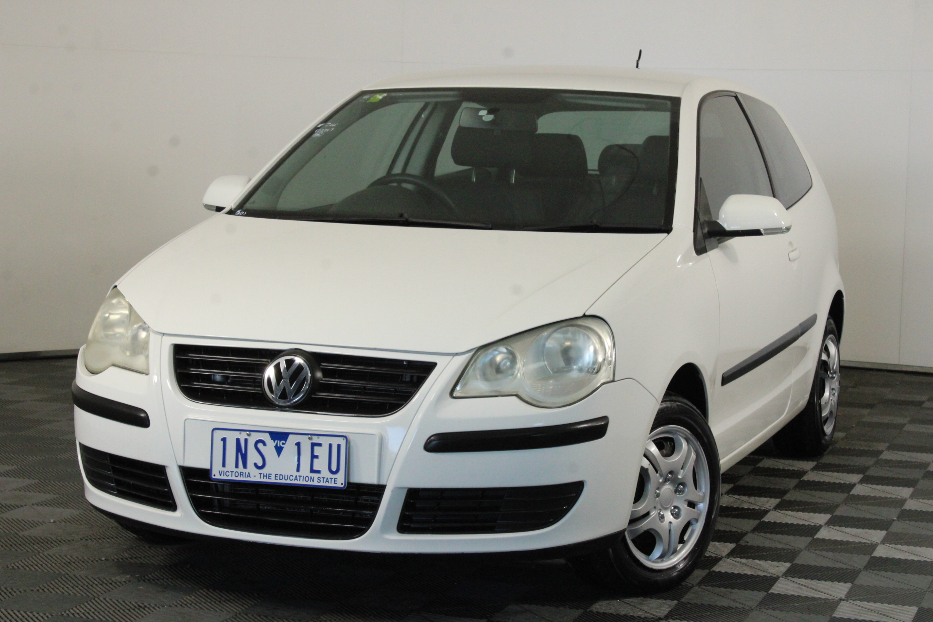 2005 Volkswagen Polo Club 9N Automatic Hatchback