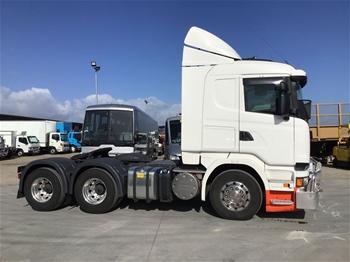 2014 Scania R560 Prime Mover Truck