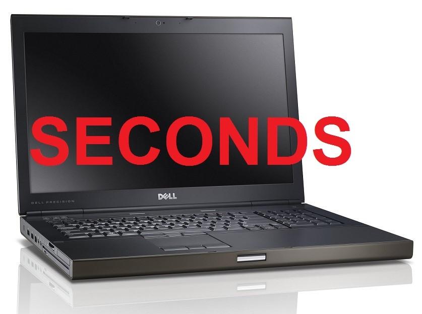 Dell Precision M6600 17-inch Mobile Workstation Laptop, Gray Aluminium