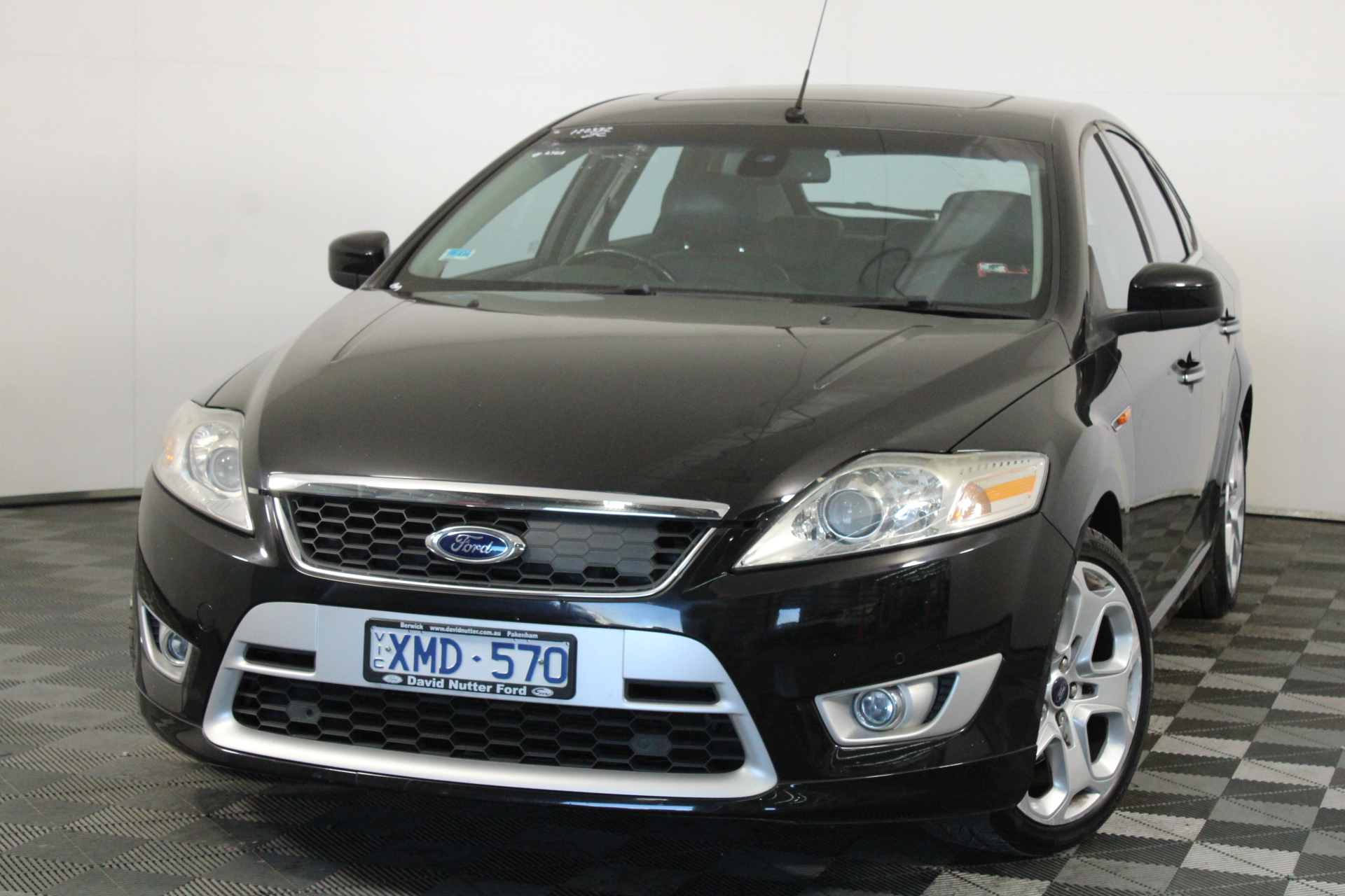 2010 Ford Mondeo Titanium MB Automatic Hatchback