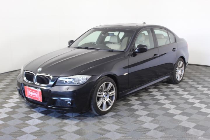 2011 BMW 3 20d Lifestyle E90 Turbo Diesel Automatic Sedan 60,457km