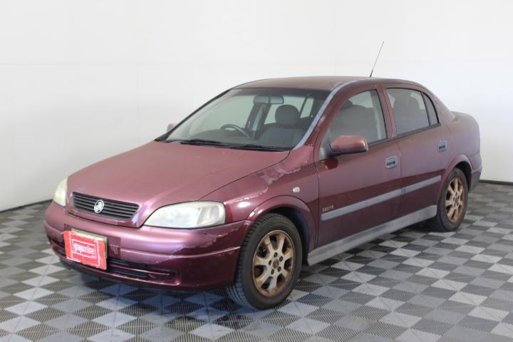 Holden Astra City TS Manual Sedan