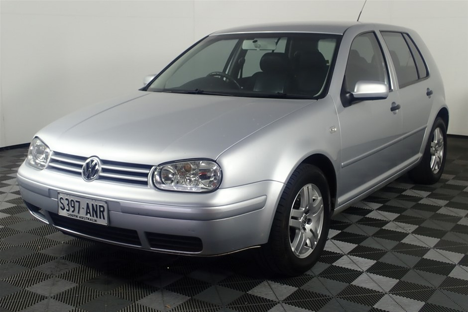 2003 Volkswagen Golf 2.0 Generation A4 Manual Hatchback