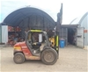 Forklift Rough Terrain 2.5t 4WD Diesel - 2012 MANITOU MH25-4T
