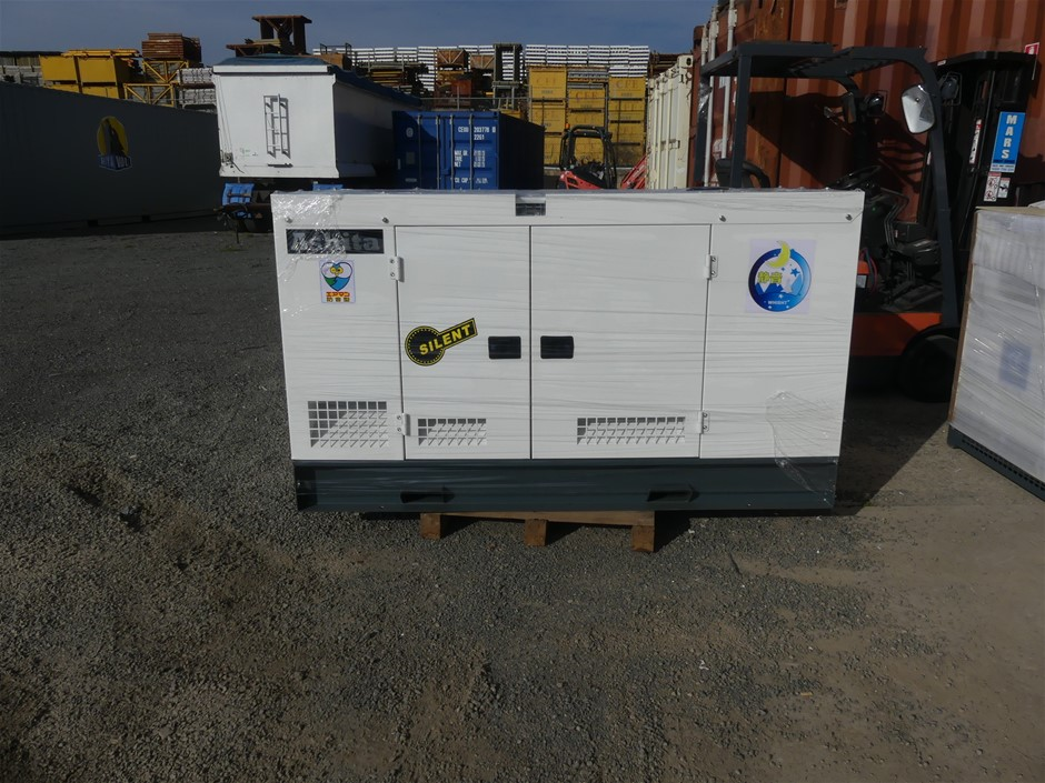 Unused Ashita AG-40 Generator
