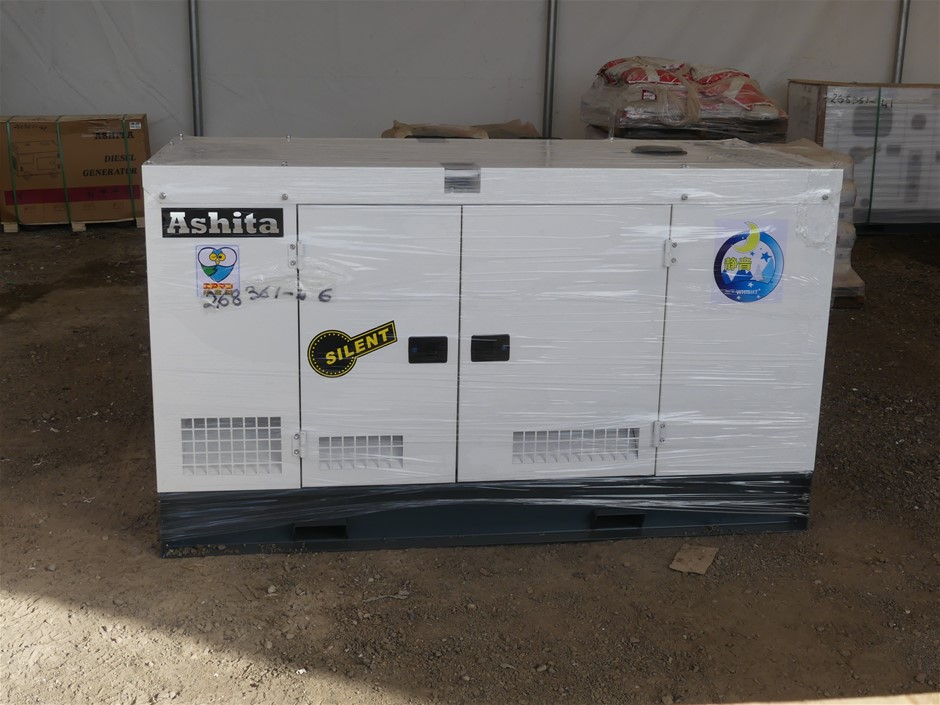 Unused Ashita AG-30 Generator