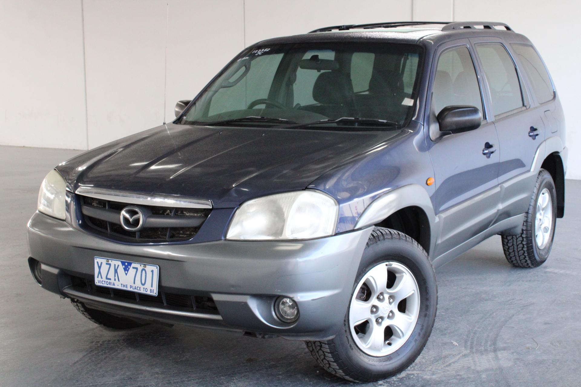 2001 Mazda Tribute Classic Automatic Wagon(WOVR)