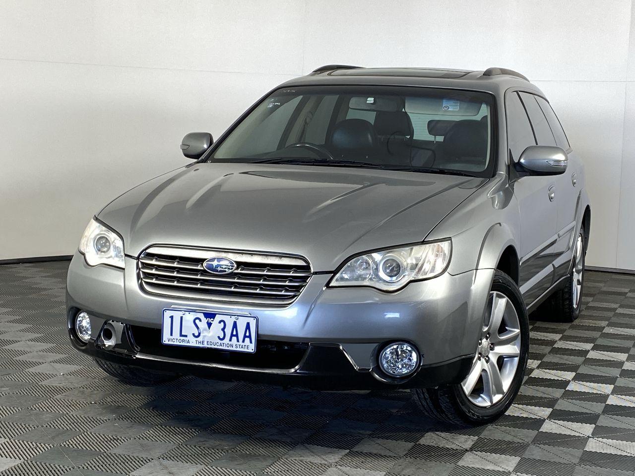 2007 Subaru Outback Automatic SUV (WOVR Inspected)