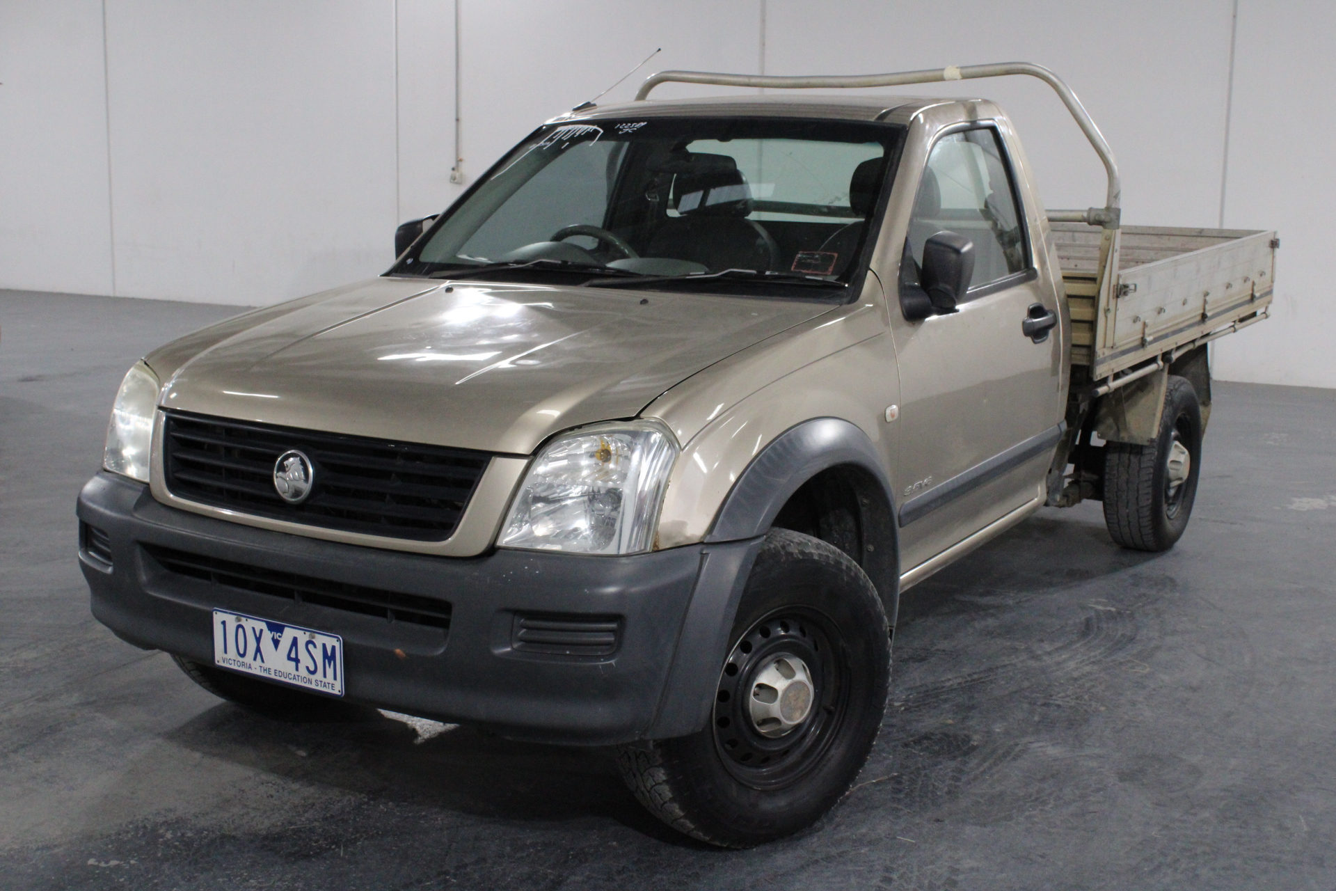 2004 Holden Rodeo LX RA Automatic Cab Chassis