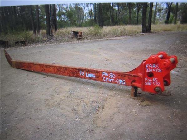 Ripper, 5m long, dual pick ups