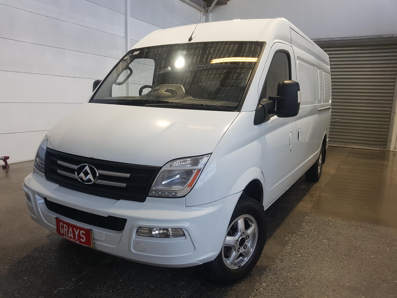 2015 LDV V80 LWB Mid Roof Turbo Diesel Semi automatic Van